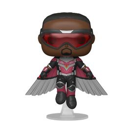 Funko Pop! Marvel: The Falcon & Winter Soldier - Falcon (flying)