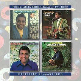 Charley Pride - Charley Pride's 10th Album/From Me to You/Sings Heart Songs/I'm Just Me