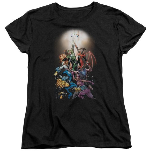 Green Lantern Gl New Guardians #1 Short Sleeve Womens Tee T-Shirt