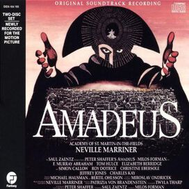 Neville Marriner - Amadeus [Original Soundtrack Recording]