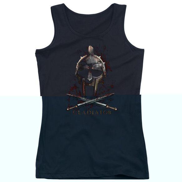 Gladiator Helmet Juniors Tank Top