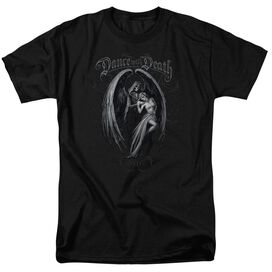 Anne Stokes Dance With Death Short Sleeve Adult T-Shirt
