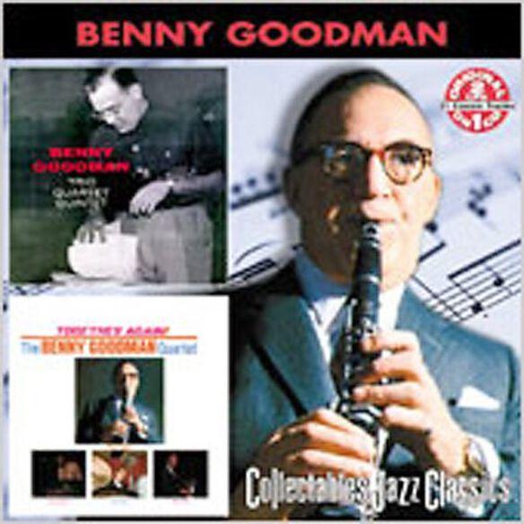 Benny Goodman - Trio Quartet Quintet / Together Again