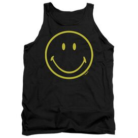 Smiley World Yellow Line Smiley Adult Tank