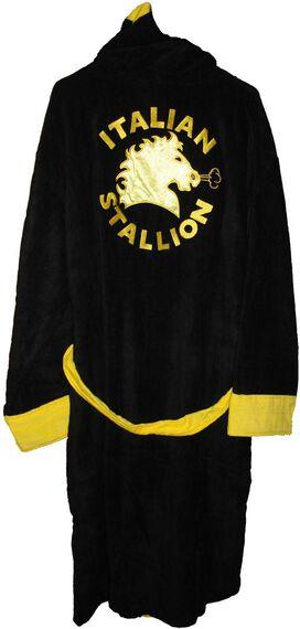 Rocky Stallion Terrycloth Robe