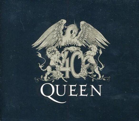 Queen 40 Th Anniversary Collector's Box Set (Ltd)