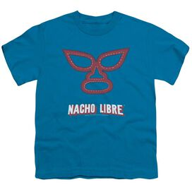 Nacho Libre Mask Short Sleeve Youth T-Shirt