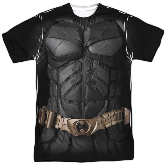 Dark Knight Batman Costume Short Sleeve Adult Poly Crew T-Shirt