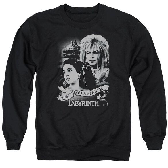 Labyrinth Anniversary Adult Crewneck Sweatshirt