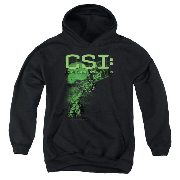 Csi Evidence Youth Pull Over Hoodie