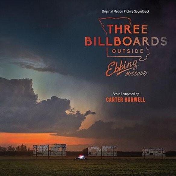 Three Billboards Outsides Ebbing Missouri / O.S.T.