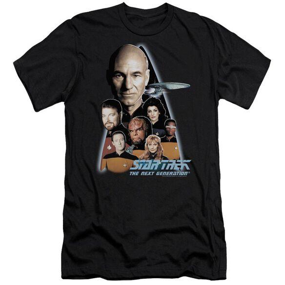Star Trek The Next Generation Short Sleeve Adult T-Shirt