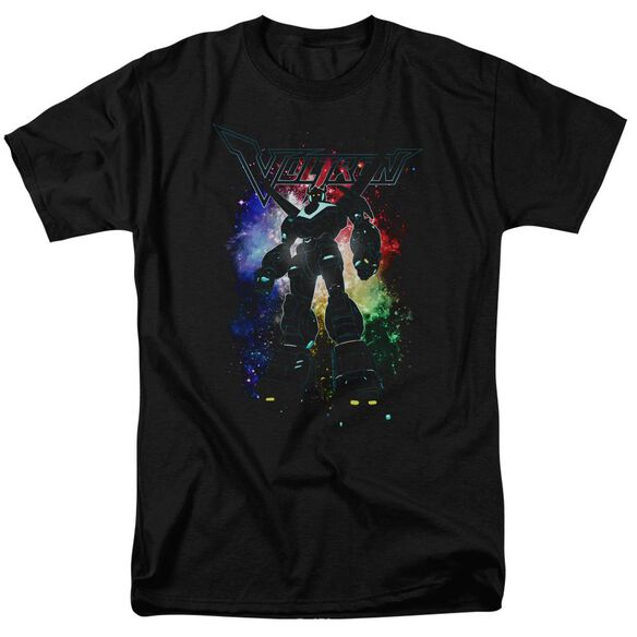 Voltron Galactic Defender Short Sleeve Adult T-Shirt
