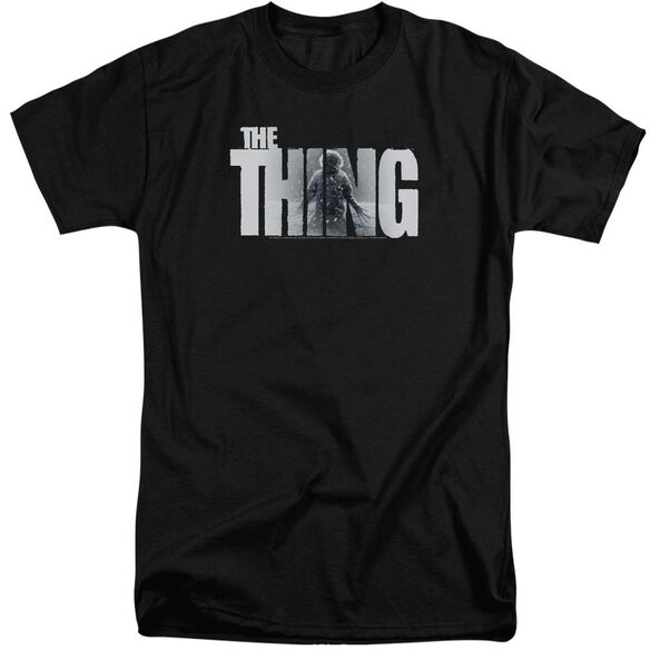 Thing Logo Short Sleeve Adult Tall T-Shirt