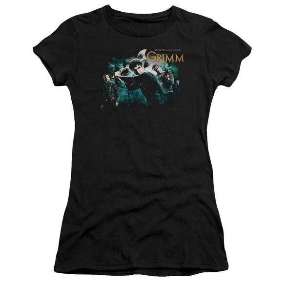 Grimm Storytime Is Over Premium Bella Junior Sheer Jersey