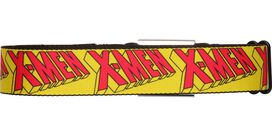 X Men Logo Seatbelt Belt