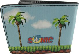Sonic the Hedgehog Outta Here Wallet