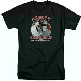 ABBOTT & COSTELLO BAD BOY-S/S T-Shirt