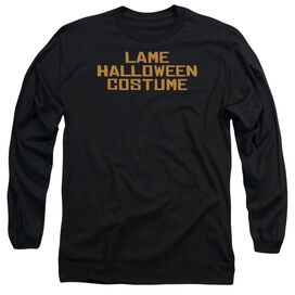 LAME HALLOWEEN COSTUME - ADULT 18/1 - BLACK T-Shirt