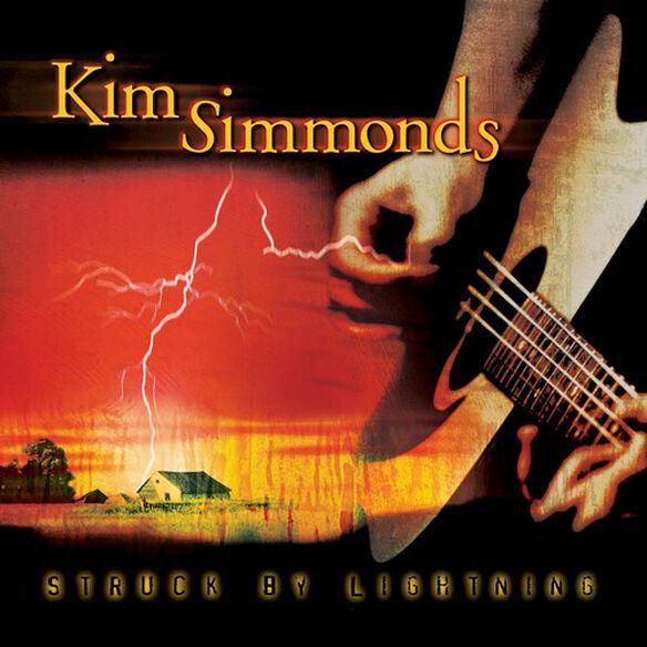 Kim Simmonds - Struck By Lightning