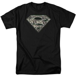 Superman All About The Benjamins Short Sleeve Adult T-Shirt