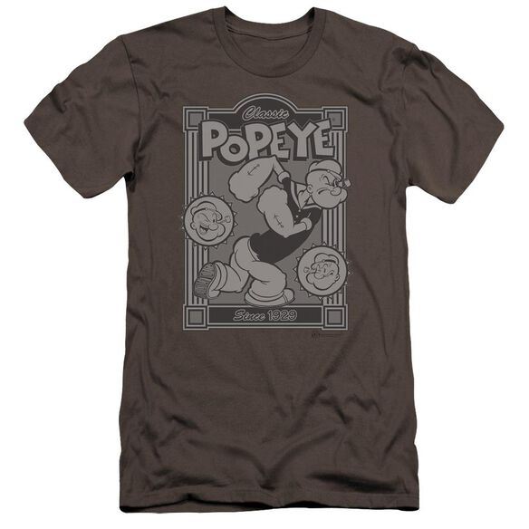 Popeye Classic Popeye Premuim Canvas Adult Slim Fit