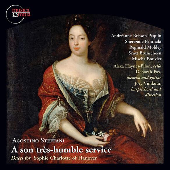 Steffani - Son Tres-Humble Service