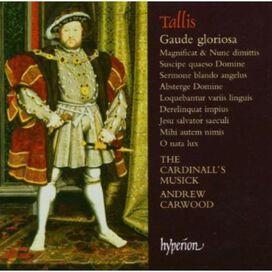 T. Tallis - Gaude Gloriosa & Other Choral Music