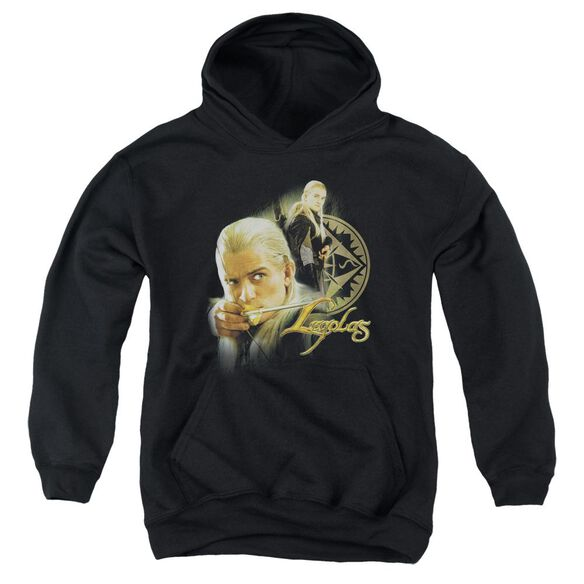 Lor Legolas Youth Pull Over Hoodie