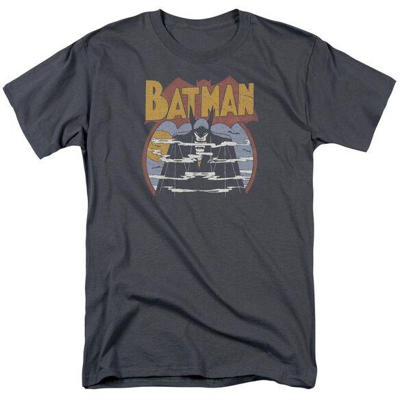 Dc Foggy Short Sleeve Adult T-Shirt