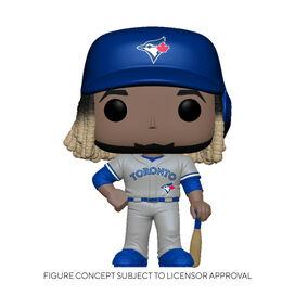 Funko Pop! MLB: Blue Jays- Vladimir Guerrero Jr. (Road Unifrom)