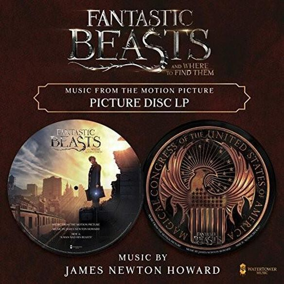 Fantastic Beasts & Where (Picture Disc) / O.S.T.