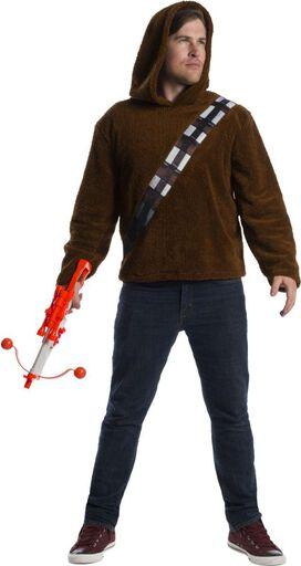Star Wars - Chewbacca Adult Hoodie Costume