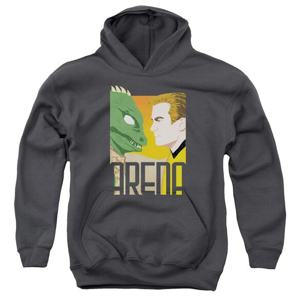 Star Trek Arena Youth Pull Over Hoodie