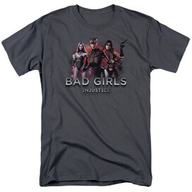 INJUSTICE GODS AMONG US BAD GIRLS-S/S T-Shirt