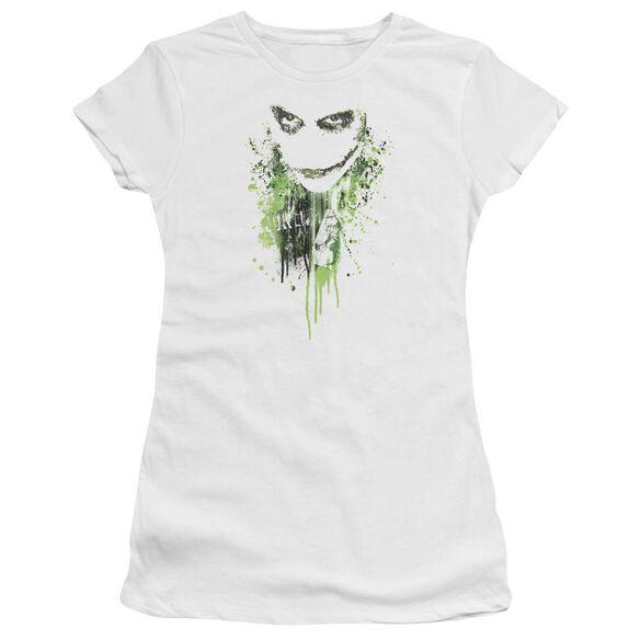 Dark Knight Engine Of Chaos Short Sleeve Junior Sheer T-Shirt