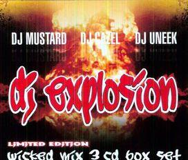 Various Artists - DJ Explosion Box Set