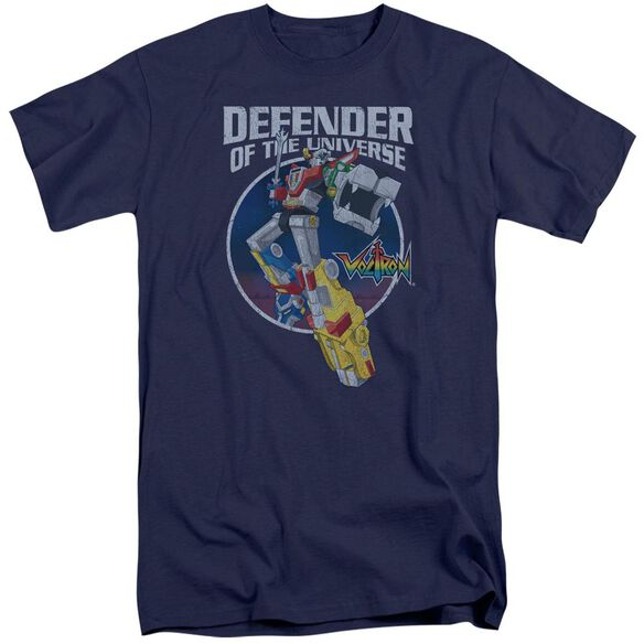 Voltron Defender Short Sleeve Adult Tall T-Shirt