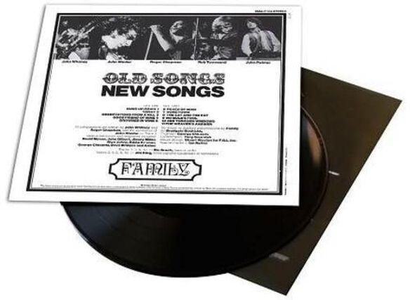 Old Songs New Songs