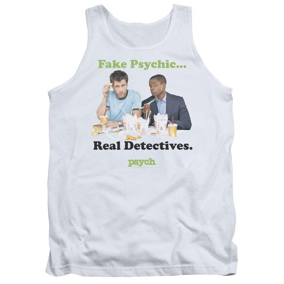 Psych Take Out Adult Tank