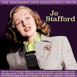 Jo Stafford - Centenary Hits Collection 1944-59