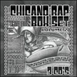 Various Artists - Chicano Rap Box Set, Vol. 2