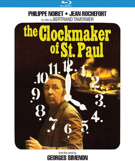 The Clockmaker Of St Paul