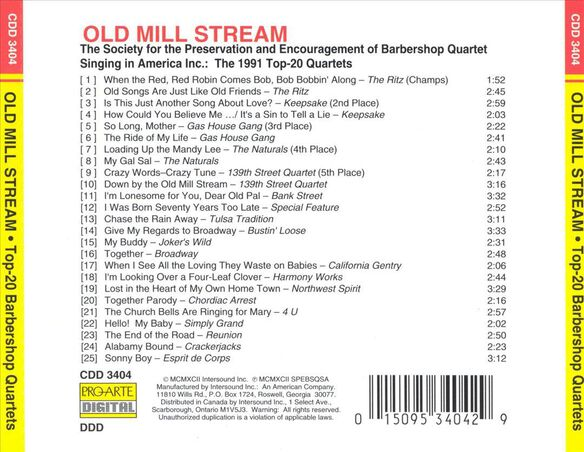 Old Mill Stream 1094
