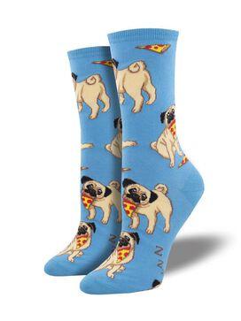 Man's Best Friends Women's Crew Socks [1 Pair]
