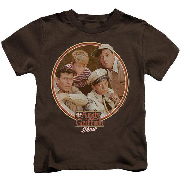 Andy Griffith Boys Club Short Sleeve Juvenile T-Shirt