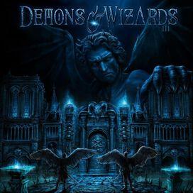 Demons & Wizards - III [Exclusive LP on Bluejay Vinyl]