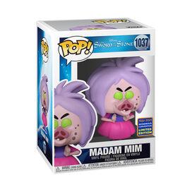 Funko Pop! Disney: Sword In The Stone - Pig Faced Madam Mim (Wondrous Convention)