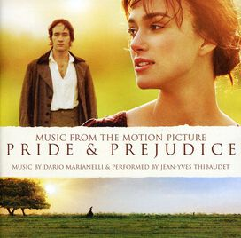 Various Artists - Pride & Prejudice (Music From the Motion Picture)