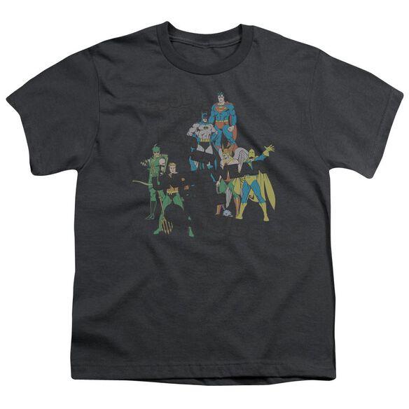Dc Underwear Short Sleeve Youth T-Shirt